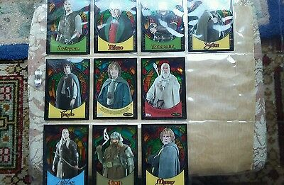 Lord Of The Windows Masterpeices 11: Stained Glass Window Complete Set #1-10.