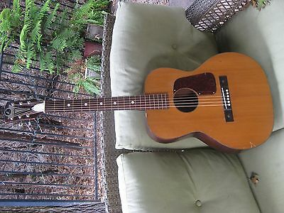 Vintage 1960's Kay Acoustic Dread. Guitar-Great Cond. for Age