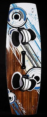 Light wind or regular  Radical kiteboards 160x45,160x48,152x47-Complete,low wind