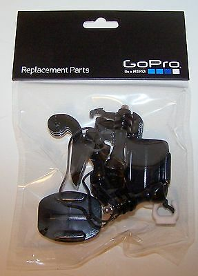 GoPro GRAB BAG 8-Piece Replacement Spare Parts  AGBAG-001 NEW ORIGINAL PACKAGING