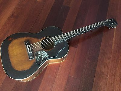 Vintage Gibson LG1 Acoustic Guitar