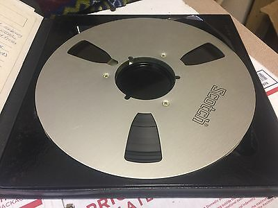 "Scotch 10.5"" Reel To Reel Tape"