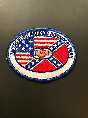 Harpers Ferry National Historic Park Error Patch