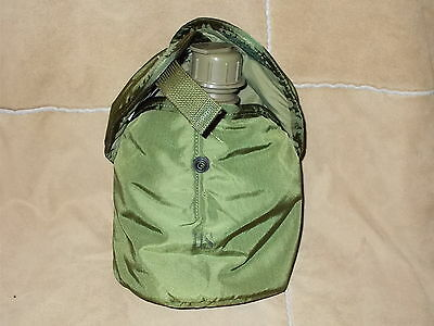 US Military Tactical Survival  Water Canteen