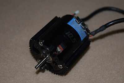 Novak Vulcan Spec Brushless Motor 10.5T #3640 w/ cable