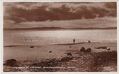 The Beach At Evening, BLACKWATERFOOT, Isle Of Arran RP