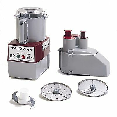 Robot Coupe R2N CLR Food Processor BRAND NEW!! BOX NEVER OPENED!!!
