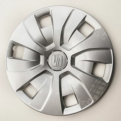 Wheel Covers Set Of 4 Hubcaps For Seat 15 Inch Car Vehicle Wheels Cover Hub Caps