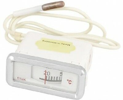 20-110 Degree Celsius Thermometer For Hot Water Boiler W Cables