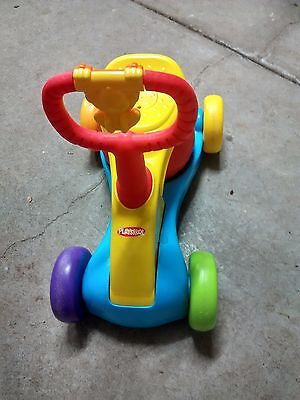 Playskool Poppin Park Bounce N Ride Good Condition