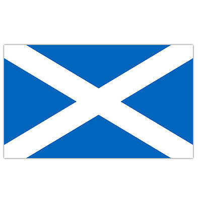 High Quality Large 3ft x 5ft Scotland Flag Scottish Saltire St Andrews Cross