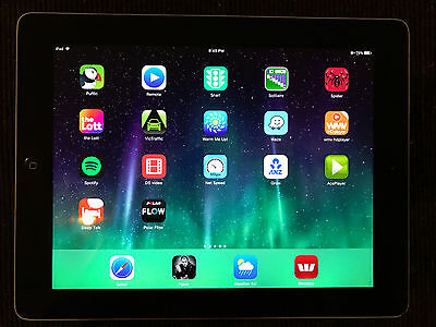 Apple iPad 3rd Generation 64GB, Wi-Fi, 9.7in - Black Tablet and accessories