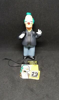 STAND UP KRUSTY Limited Edition Figurine Collection Season 9 Ep 15 The Simpsons