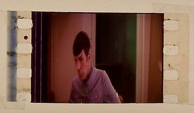 Ultra Rare Original Star Trek The Motion Picture Film Cell 1977 Spock Nimoy