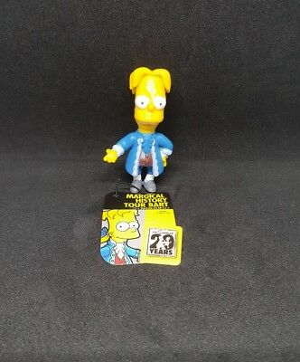 MARGICAL HISTORY TOUR BART Limited Edition Figurine Collection The Simpsons