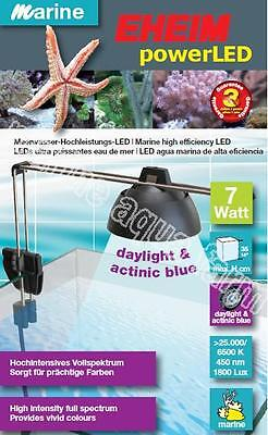 Eheim Power Led Aquarium Light Units, Clip On, Daylight Actinic Blue, Marine Tro