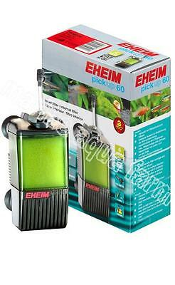 Eheim Pickup Internal Filters 60 160 & 200, Aquarium Marine Tropical