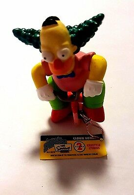 CLOWN HOMER Limited Edition Figurine Collection Series 2 THE SIMPSONS TOY NEW