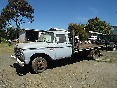 1966 Ford F350 plus parts truck. Great project