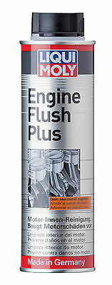Liqui Moly Engine Flush Plus Dissolves sludge for gasoline and diesel engines