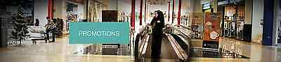 """New -2017- Dubai Al Barsha Mall Buy One Get One Free """"The Entertainer"""" Vouchers"""