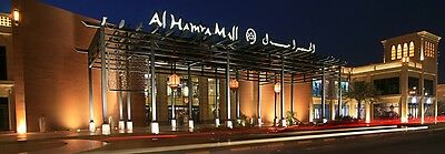 """New 2017 Dubai Al Hamra Mall Buy One Get One Free """"The Entertainer"""" Vouchers"""