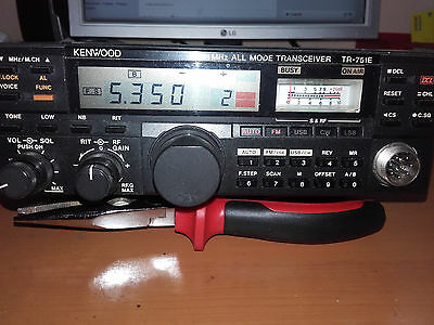 Kenwood TR751E vhf all mode. LEGGI BENE.