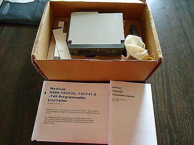 New Aeg Modicon Pc-A984-120, 042700326 Programmabel Controller Made In Germany
