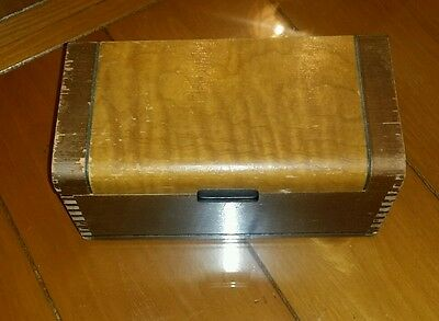 Benson & Hedges Tobacco Humidor Cigars Box container