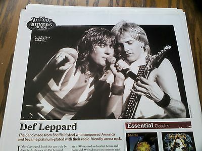 Def Leppard Buyers Guide Best Albums Single Article Classic Rock Kerrang