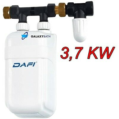 3,7Kw Dafi Inline Under Sink Water Heater Tankless Electric Boiler Hot Water