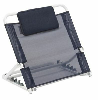BRAND NEW Bed Back Rest Lightweight Easy Angle Adjustable with Pillow