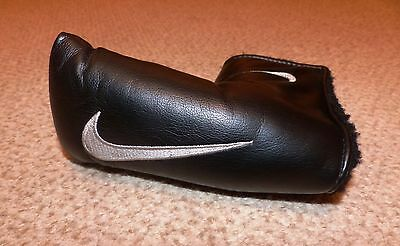 Rare Nike Tour Issue Putter Headcover (Tiger Woods, Rory Mcilroy)