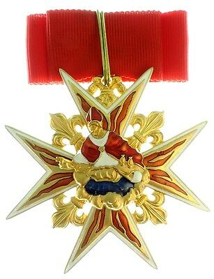 "Order of ""San Gennaro"" Kingdom of the Two Sicilies. Italy. Excellent copy"