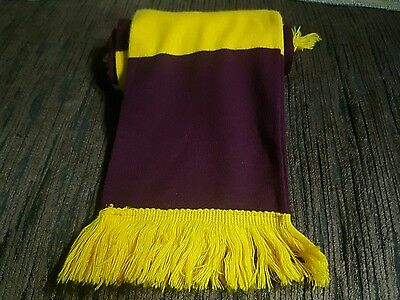 Motherwell Fc Football Supporters Scarf