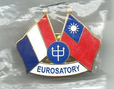1 Pin's - Eurosatory Neuf Sous Blister Qualite - Collection