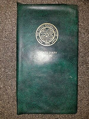 Celtic Pools Agent Diary 1989/90