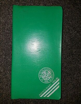Celtic Pools Agent Diary 1984/85