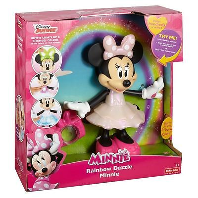 Disney Minnie Mouse Rainbow Dazzle Minnie ***HOT SELLER***
