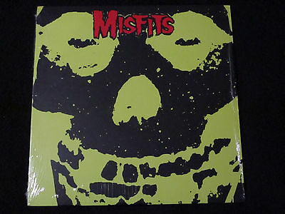The Misfits - Collection 1 - 1St Debut Lp- 1988 U.s.a Pressing Plan 9 - Ex