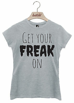 BATCH1 WITCH SLOGAN HALLOWEEN FASHION FANCY DRESS NOVELTY WOMENS T-SHIRT