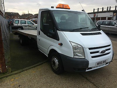 2010 Ford Transit Recovery Truck 3500Kg