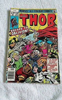 The Mighty Thor comic