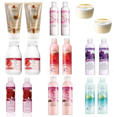 Avon Naturals Body Lotion Twin Pack (2 bottles)
