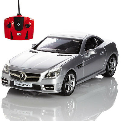 Official RC Radio Remote Controlled Car Scale 1.24 - Mercedes - Benz