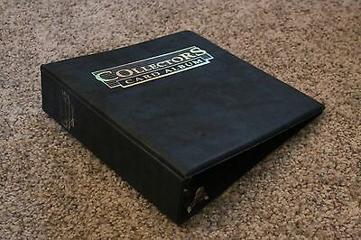Collectors Card Album - Pokemon Yu Gi Oh trading cards