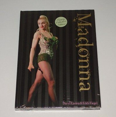 RARE Madonna Luxury Collectors Edition Book. Mint Condition in Shrink Wrap.