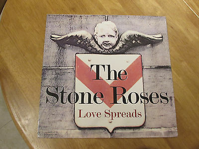 "The Stone Roses - Love Spreads 12"" Single 1st Issue VINYL Manchester Britpop"