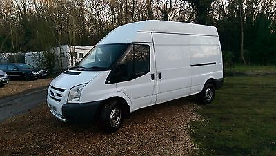 Ford Transit 100 T350 2.4 RWD Mk7 LWB Breaking for parts