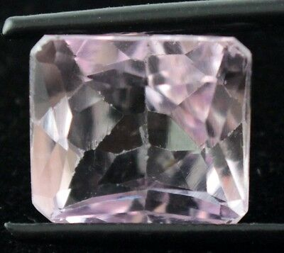 5.90 Ct KUNZITE NATURAL! PINK AFGHANISTAN CUSHION